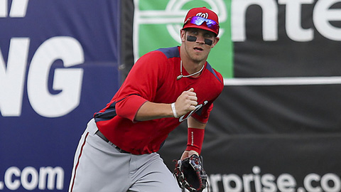 Subscribers can tune into Bryce Harper's pro debut in Hagerstown.