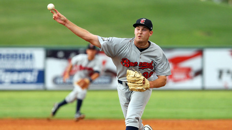 Taylor Jungmann has 19 strikeouts in 29 1/3 innings in his first pro season.